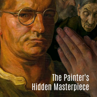 The Painter's Hidden Masterpiece by Simon Lake