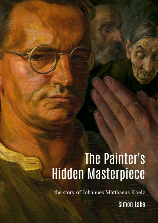 The Painter's Hidden Masterpiece by Simon Lake